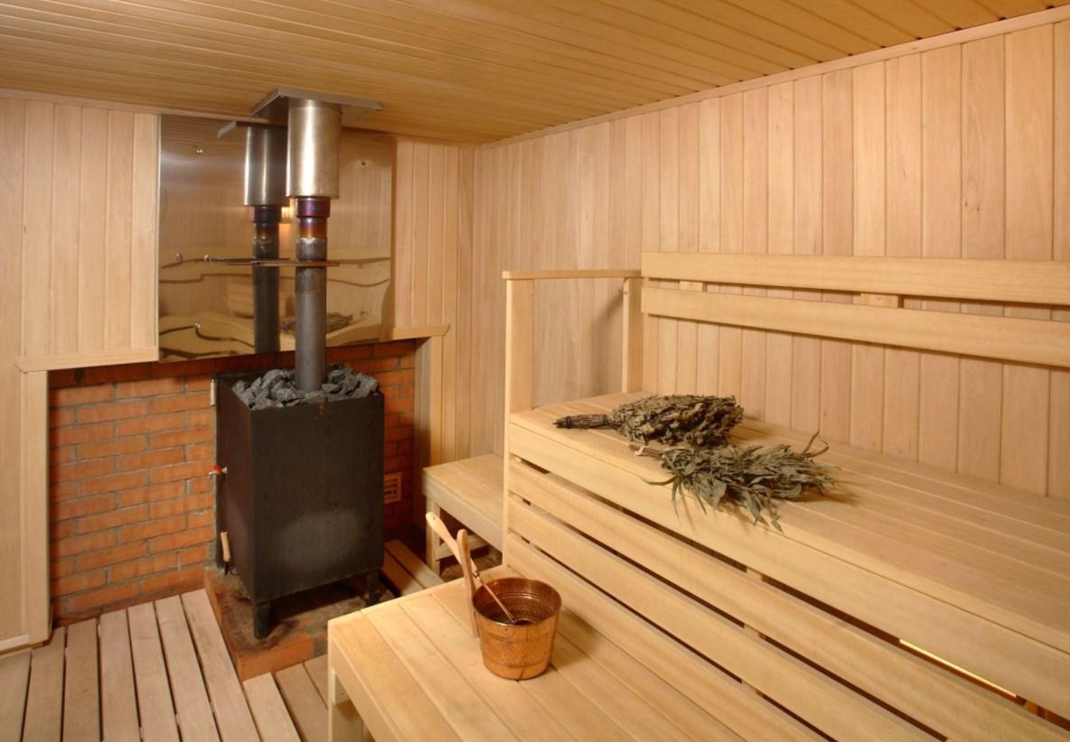 Как построить кирпичную баню